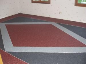 tapis de pierre intérieur