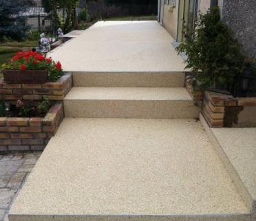 revêtement de sol décoratif