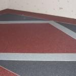 tapis de pierre et galets décoratifs