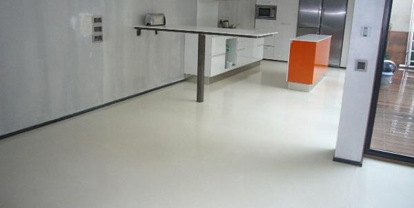 Les avantages d un sol en b ton cir for Realiser un sol en beton cire